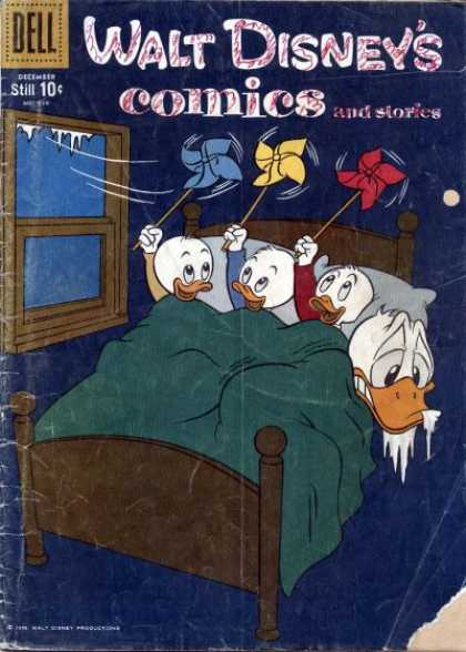 Walt Disney's Comics and Stories 219