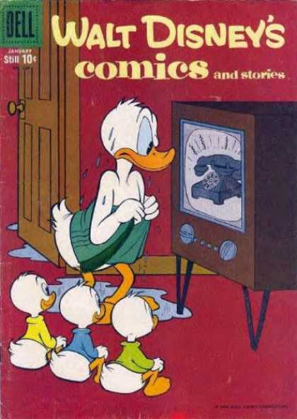 Walt Disney's Comics and Stories 220 - Carl Barks