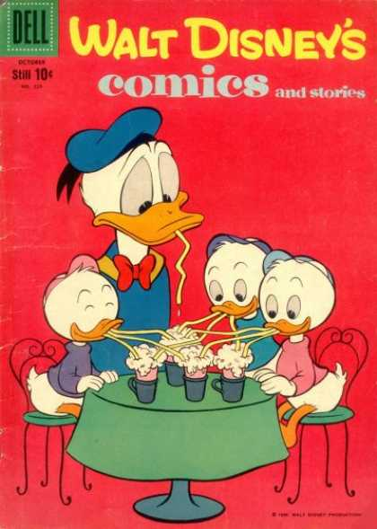 Walt Disney's Comics and Stories 229