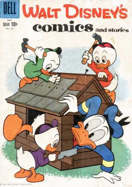 Walt Disney's Comics and Stories 236
