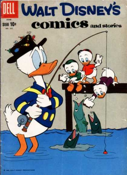 Walt Disney's Comics and Stories 237