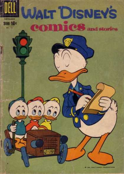 Walt Disney's Comics and Stories 242