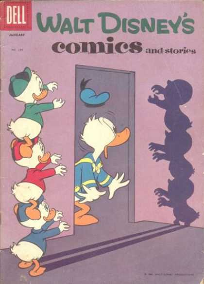 Walt Disney's Comics and Stories 244