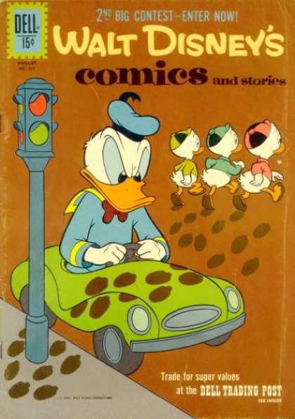 Walt Disney's Comics and Stories 251