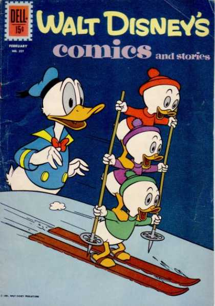 Walt Disney's Comics and Stories 257