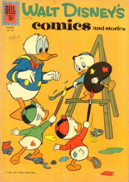 Walt Disney's Comics and Stories 258