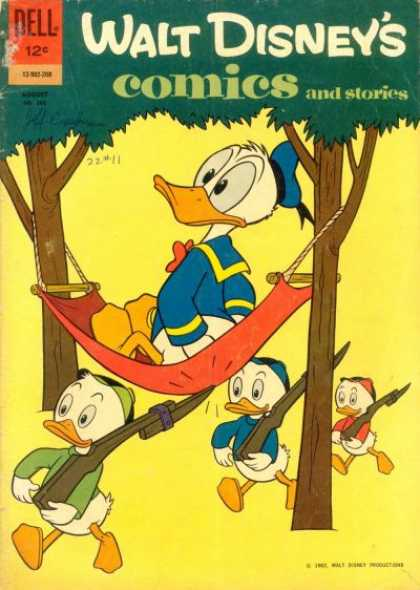 Walt Disney's Comics and Stories 263