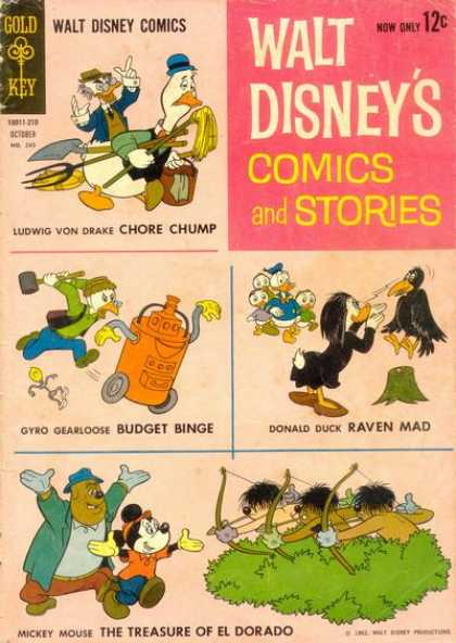 Walt Disney's Comics and Stories 265