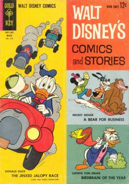 Walt Disney's Comics and Stories 270