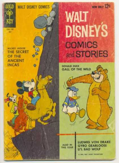 Walt Disney's Comics and Stories 274