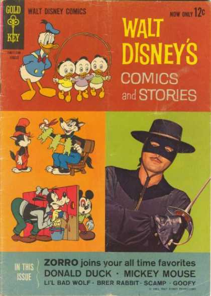 Walt Disney's Comics and Stories 275