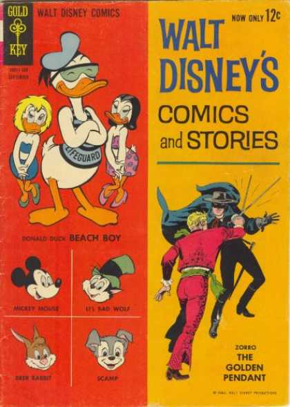 Walt Disney's Comics and Stories 276