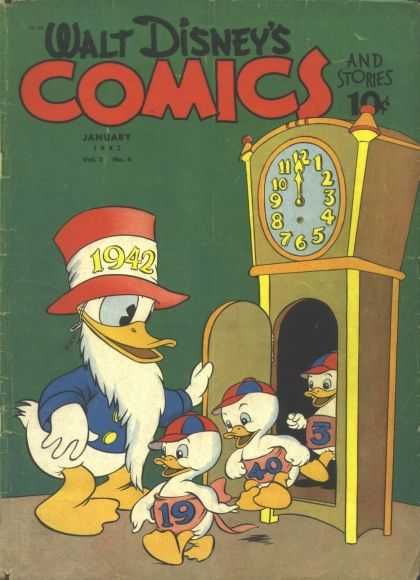 Walt Disney's Comics and Stories 28
