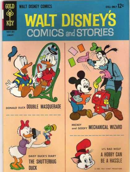 Walt Disney's Comics and Stories 280