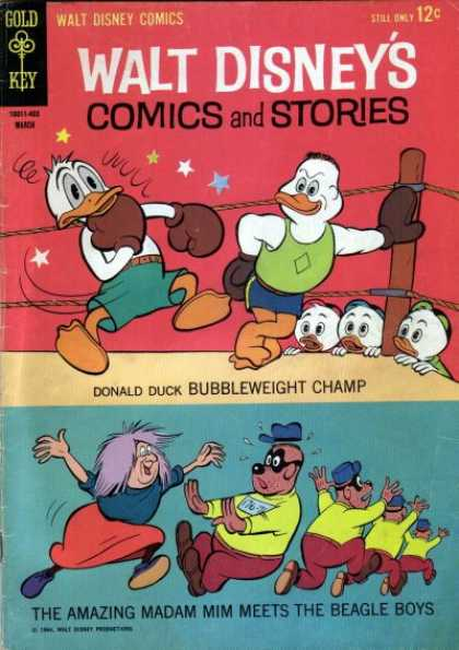 Walt Disney's Comics and Stories 282