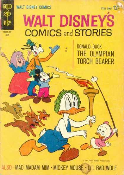 Walt Disney's Comics and Stories 286