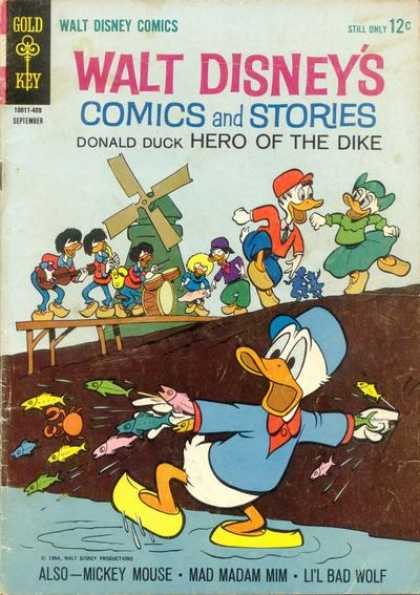 Walt Disney's Comics and Stories 288