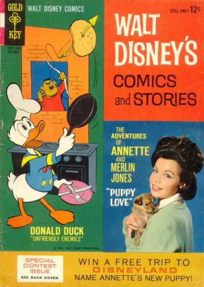Walt Disney's Comics and Stories 289