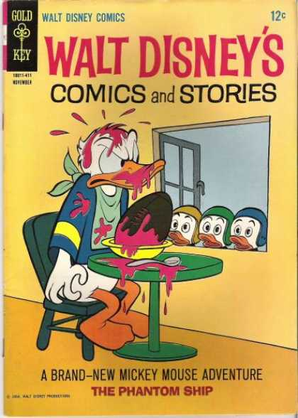 Walt Disney's Comics and Stories 290