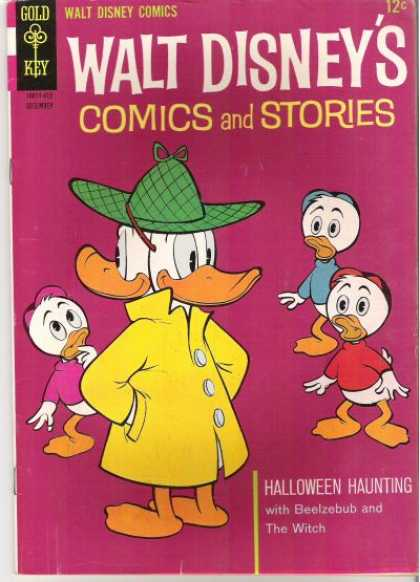 Walt Disney's Comics and Stories 291