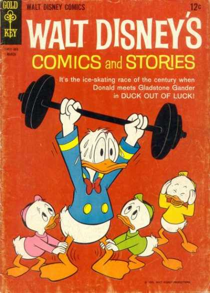 Walt Disney's Comics and Stories 294