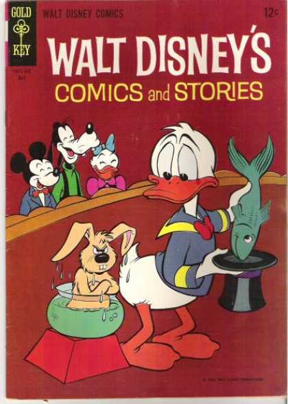 Walt Disney's Comics and Stories 296