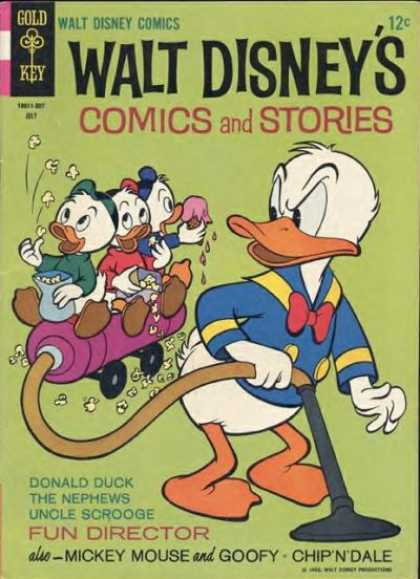 Walt Disney's Comics and Stories 298