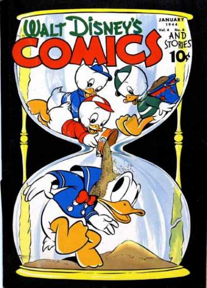 Walt Disney's Comics and Stories 40