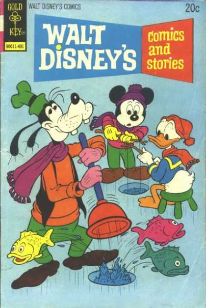 Walt Disney's Comics and Stories 400