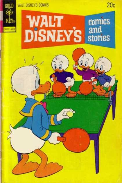 Walt Disney's Comics and Stories 402
