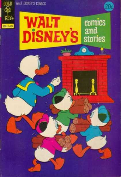 Walt Disney's Comics and Stories 403