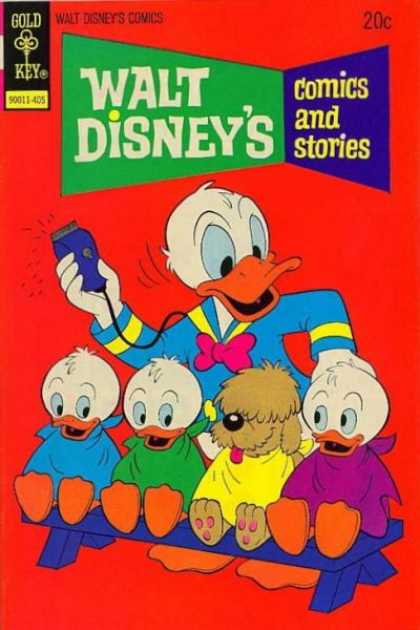 Walt Disney's Comics and Stories 404