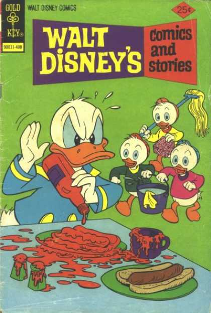 Walt Disney's Comics and Stories 407