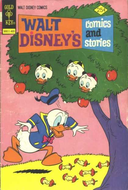 Walt Disney's Comics and Stories 408