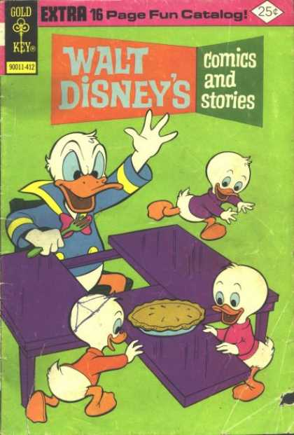 Walt Disney's Comics and Stories 411