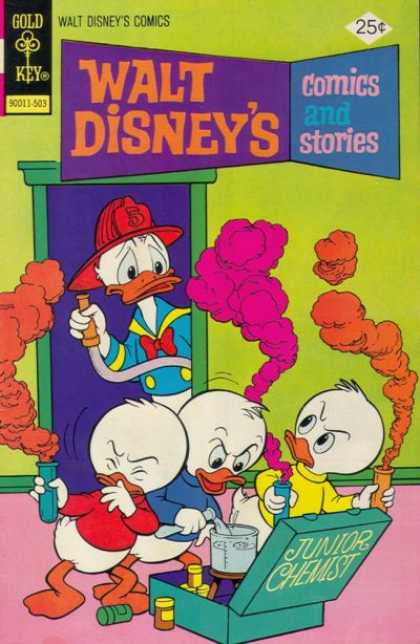 Walt Disney's Comics and Stories 414