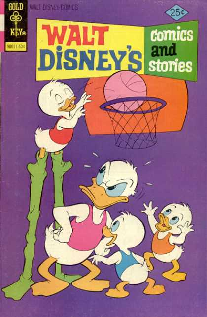 Walt Disney's Comics and Stories 415