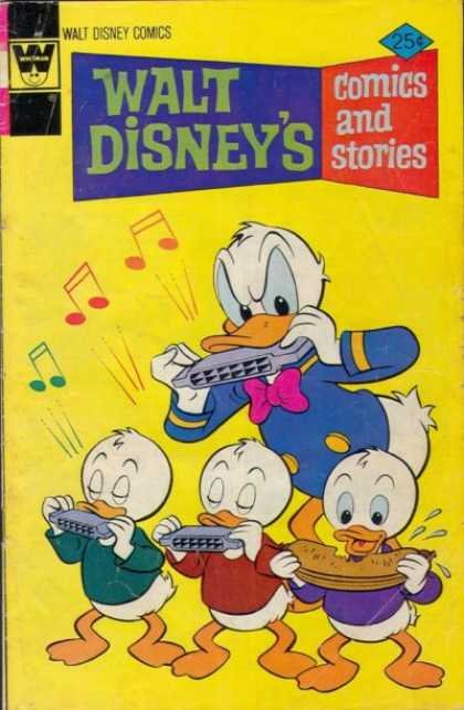 Walt Disney's Comics and Stories 423