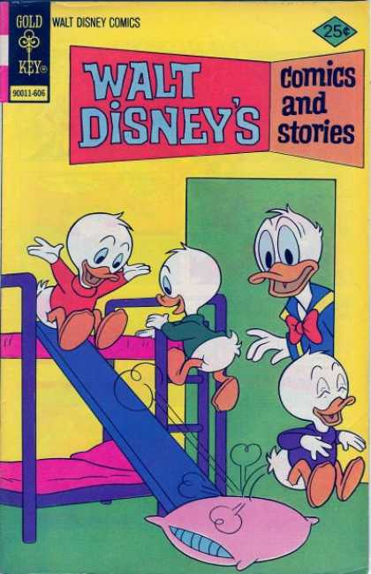 Walt Disney's Comics and Stories 429