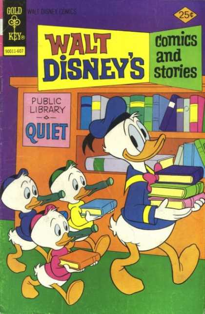 Walt Disney's Comics and Stories 430