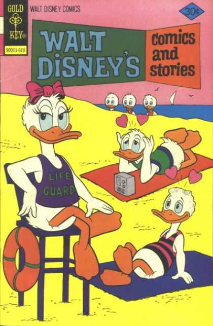 Walt Disney's Comics and Stories 433