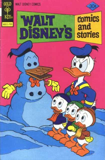 Walt Disney's Comics and Stories 438