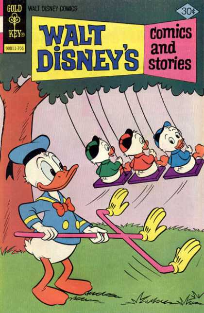 Walt Disney's Comics and Stories 440