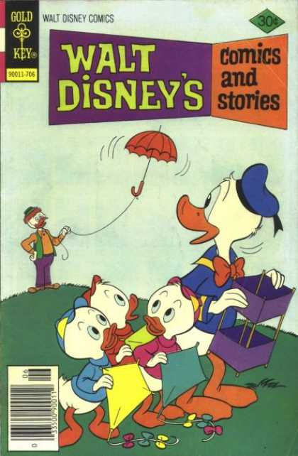 Walt Disney's Comics and Stories 441
