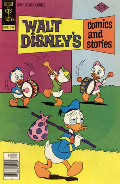 Walt Disney's Comics and Stories 444