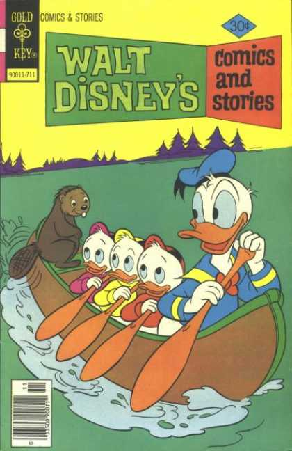 Walt Disney's Comics and Stories 446