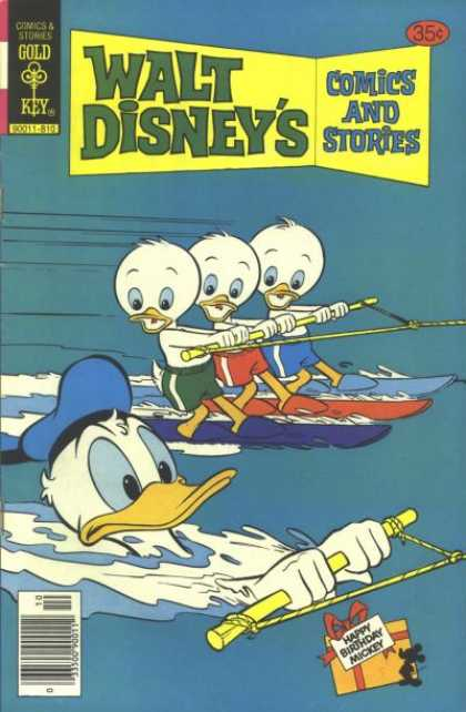 Walt Disney's Comics and Stories 457