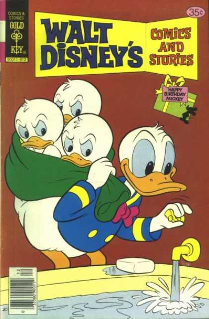 Walt Disney's Comics and Stories 459