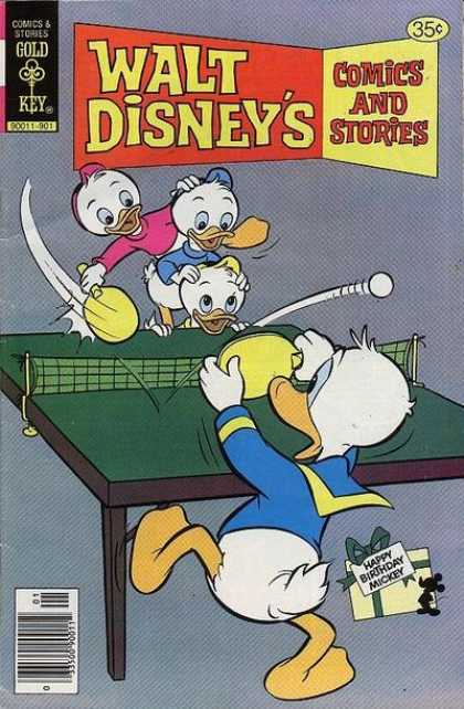 Walt Disney's Comics and Stories 460