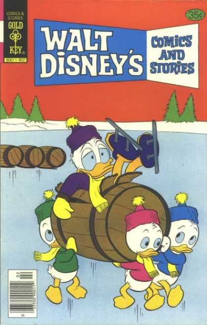 Walt Disney's Comics and Stories 461